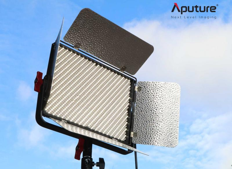 APUTURE LIGHT STORM LED LS-1C CRI 95+ INKL.VÄSKA