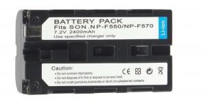 APUTURE LI-ION BATTERI NP-F550