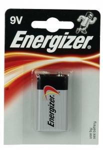 1ST ENERGIZER BATTERI MN1604/6LR61  9V