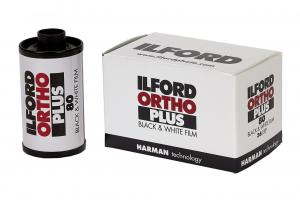 ILFORD ORTHO PLUS 135-36