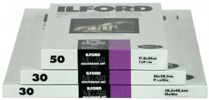 ILFORD MG ART 300 13X18CM 50 BLAD