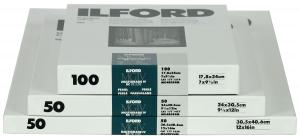 ILFORD MULTIGRADE 4 RC 44M 9X13CM 100 BLAD