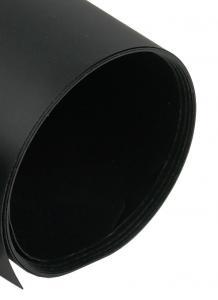 HELIOS BAKGRUND PLAST 100X130CM SVART