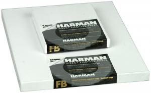 ILFORD HARMAN DPP 1K 4X5 25-BLAD