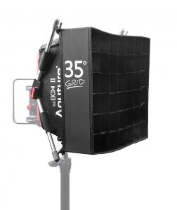 APUTURE AMARAN EZ BOX II + GRID 35