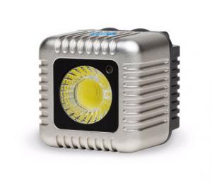 LUME LED CUBE SINGLE SILVER *DEMO