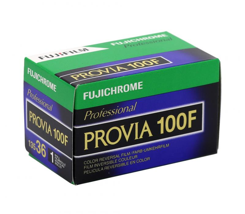 1ST PROVIA 100F 135-36