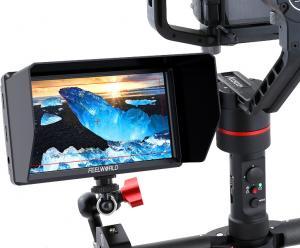 "FEELWORLD S55 V2 LCD MONITOR 5,5"" 4K HDMI"