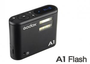 GODOX A1 SMARTPHONE FLASH DEMO