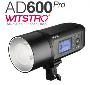 GODOX WITSTRO AD600 PRO TTL STUDIOBLIXT