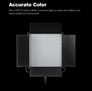 GODOX LED-BELYSNING LED1000Bi II 3300- 5600K
