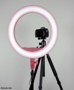 GODOX LED RING LIGHT LR160 PINK