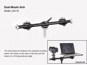 GODOX LSA-10 DUAL MOUNT ARM