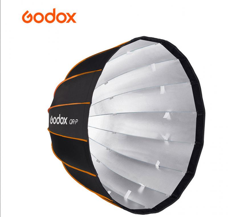 GODOX QRP-120 QUICK RELEASE PARABOLIC SOFTBOX 120CM