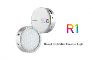 GODOX R1 MOBILE RGB LED LIGHT DEMOEX!