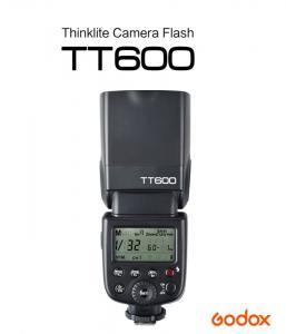 GODOX TT600 MANUELL KAMERABLIXT 2,4G