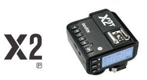 GODOX TTL RADIOSÄNDARE 2,4G X2T-P PENTAX