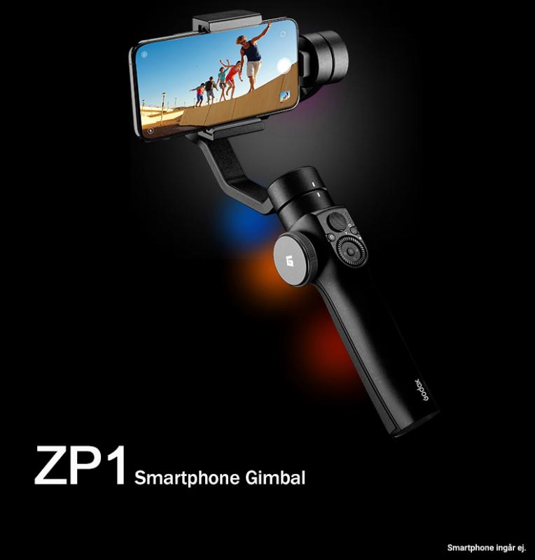 GODOX ZP1 3-AXIS SMARTPHONE GIMBAL