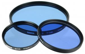 49MM 80B FILTER KONSTLJUS