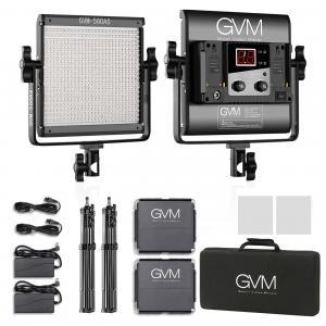 GVM 560AS BI-COLOR LED PANEL 2X KIT