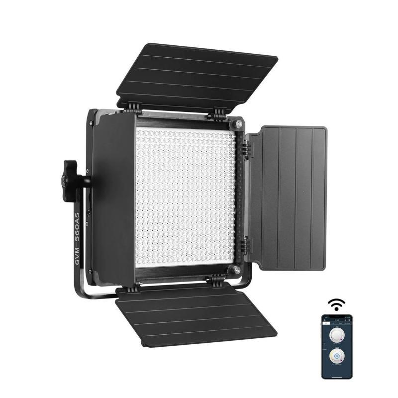 GVM 560AS BI-COLOR LED PANEL
