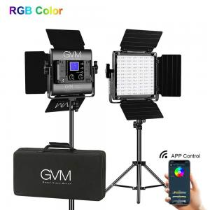 GVM 800D RGB LED PANEL 2X KIT