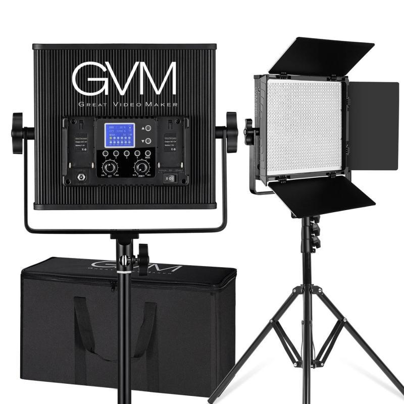 GVM 896S BI-COLOR LED PANEL 2X KIT