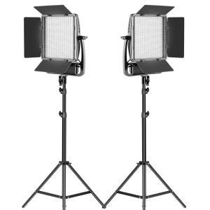 GVM S900D LED PANEL KIT 3200K-5600K