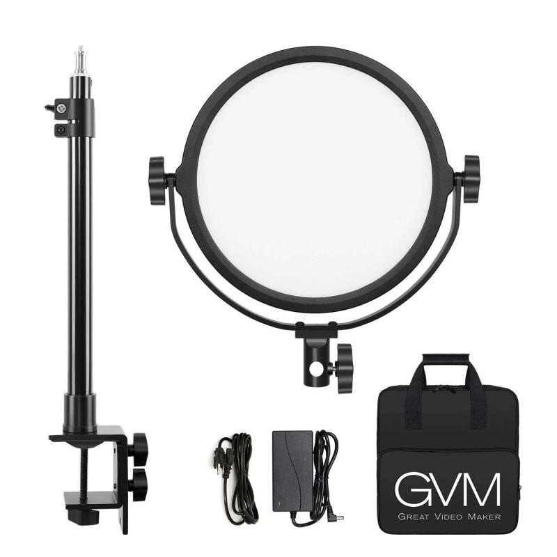 GVM Y30D160 BI-COLOR 30W LED VIDEO LIGHT