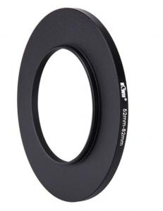 KIWIFOTOS STEP-UP RING 52-82MM