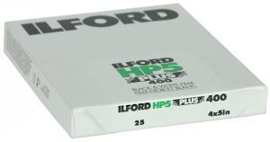 ILFORD HP5 4X5 25-FÖRP.