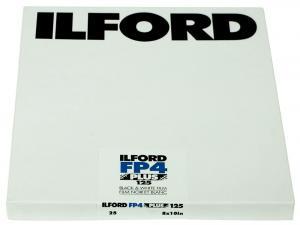 ILFORD FP4 8X10 25-BLAD