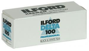 1ST ILFORD DELTA 100 120 SPOLE