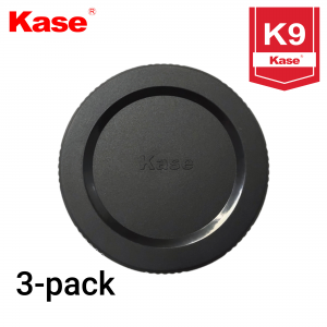 KASE K9 ADAPTER RING CAP 3-PACK