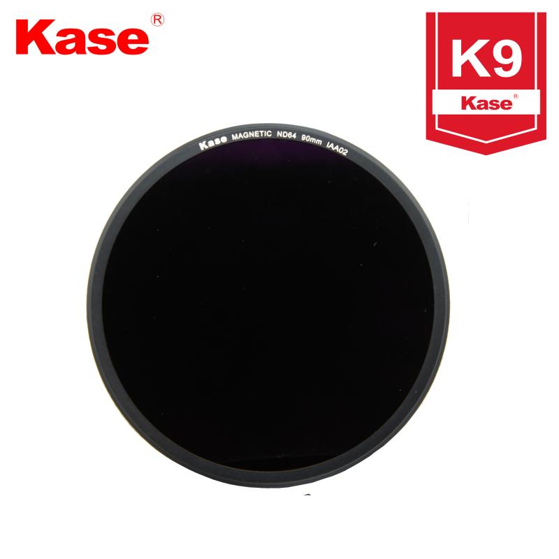 KASE K9 MAGNETIC ND IR NANO 90MM ND 64 6-STEG