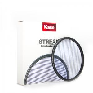 KASE CIRCULAR STREAK BLUE FILTER 72MM