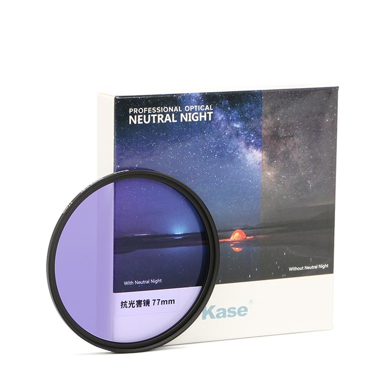 KASE LIGHT POLLUTION FILTER NIGHT 77MM