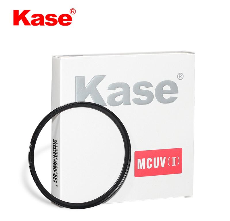 KASE MCUV II SLIM 62MM