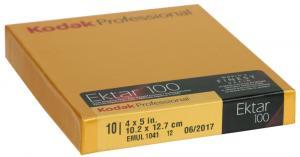 KODAK EKTAR 100 4X5 10-BLAD
