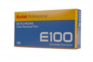KODAK EKTACHROME E100 120 5-PACK