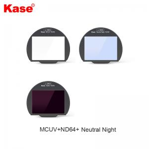 KASE CLIP-IN FILTER SET MCUV/NN/ND16 CANON R5/R6