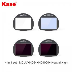 KASE CLIP-IN FILTER SET MCUV/NN/64/1000 CANON R5/R6