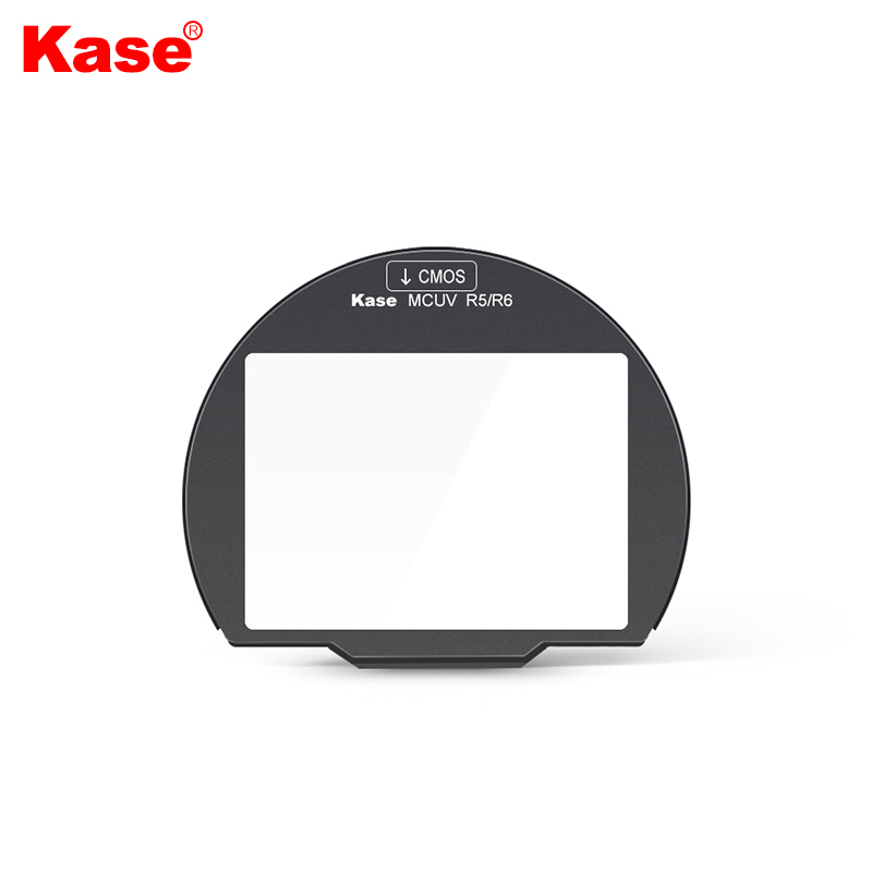KASE CLIP-IN FILTER MCUV FÖR CANON EOS R5/R6