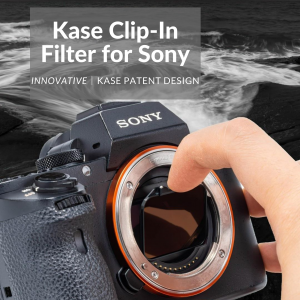 KASE CLIP-IN FILTER 4-IN-1 SET SONY ALPHA