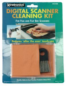 KINETRONICS DIGITAL SCANNER CLEANING KIT