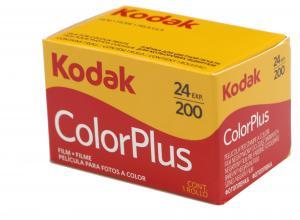KODAK COLORPLUS 200 135-24