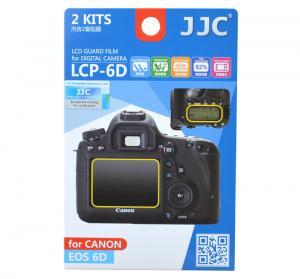 JJC LCD-SKYDD FÖR CANON EOS 6D