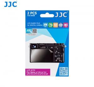 JJC LCD-SKYDD FÖR SONY A7II/A7SII/A7RII/A7III