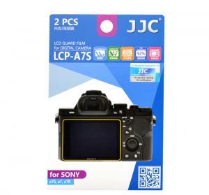 JJC LCD-SKYDD FÖR SONY A7S/A7/A7R