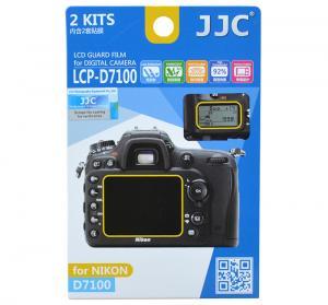 JJC LCD-SKYDD FÖR NIKON D7100, D7200